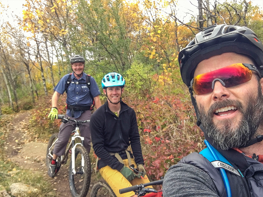 Duluth Traverse Mountain Bike Adventure