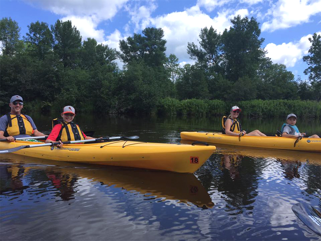 St. Louis River Kayak Adventure