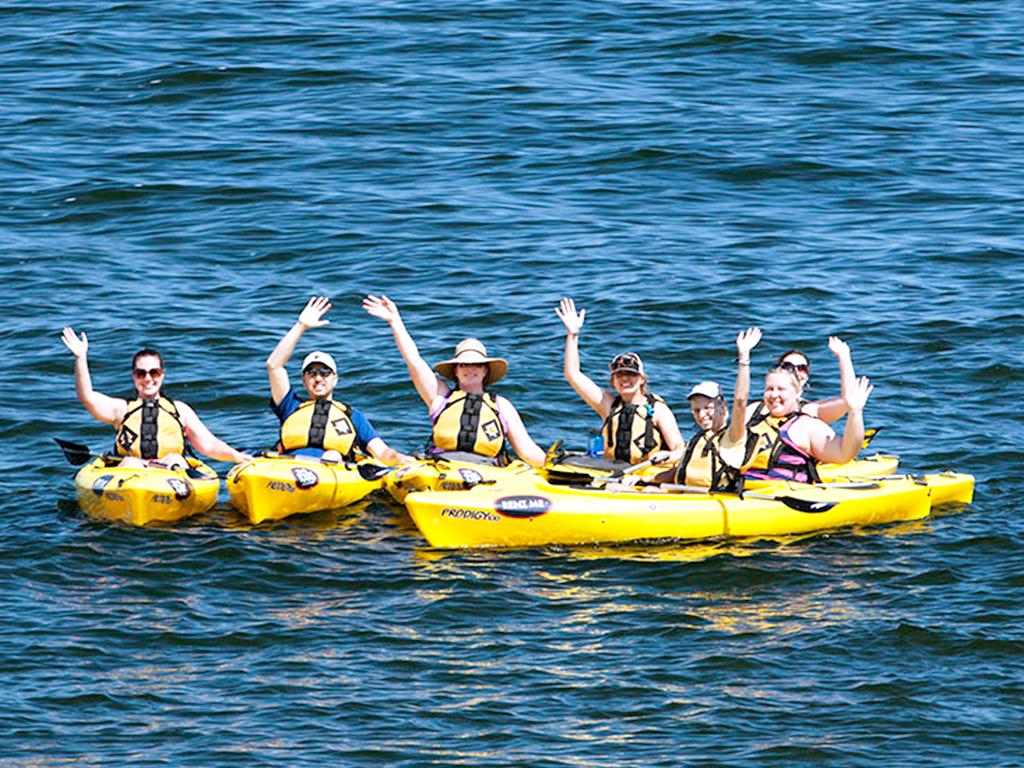 Lake Superior Kayak Adventure