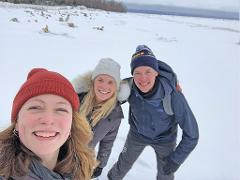 Northwoods Snowshoe Adventure