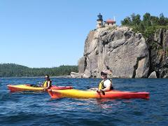 Split Rock Lighthouse Kayak Adventure