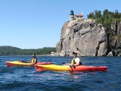 Split Rock Lighthouse Kayak Adventure