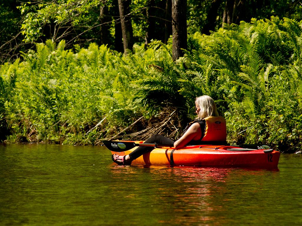 St. Louis River Kayak Adventure