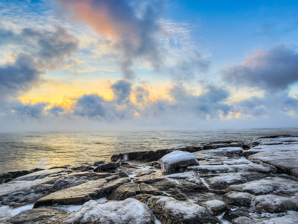 North Shore Winter Photography Workshop