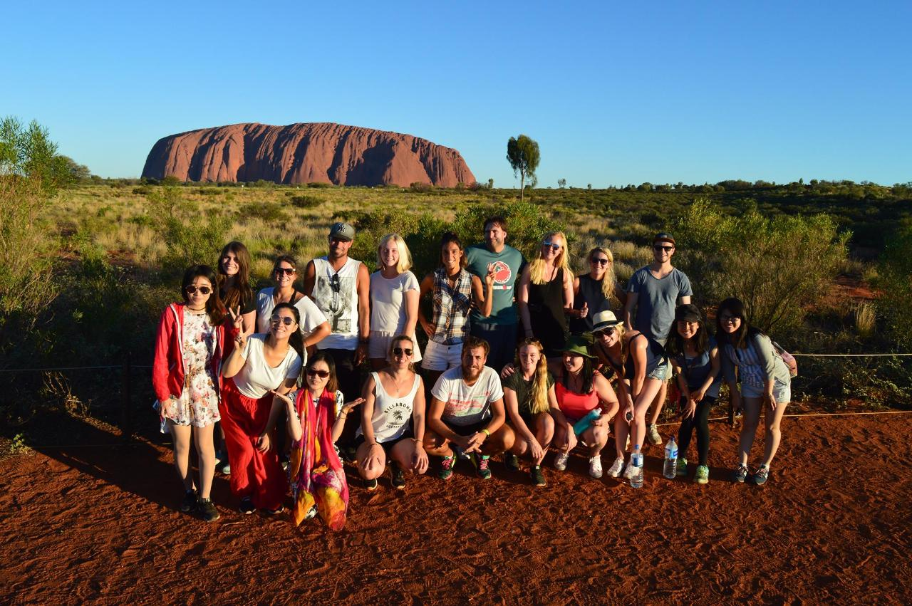 2 Day Uluru *Start and finish in Ayers Rock (Uluru)*