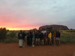 7 Day Adelaide to Ayers Rock (Uluru) plus return to Adelaide(inc Uluru Park Fee)
