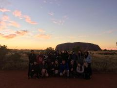 9 Day Package *Melbourne to Ayers Rock (Uluru) plus continue to Darwin*