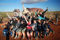 5 Day Package *Darwin to Ayers Rock (Uluru)*