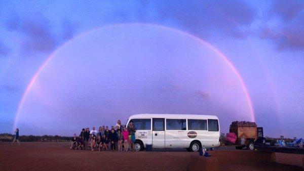 1 Day Transfer *Alice Springs to Ayers Rock (Uluru)*