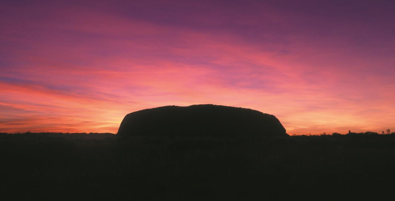"3 Day Uluru ROCK DROP OFF ""Alice Springs to Ayers Rock (Uluru)"""