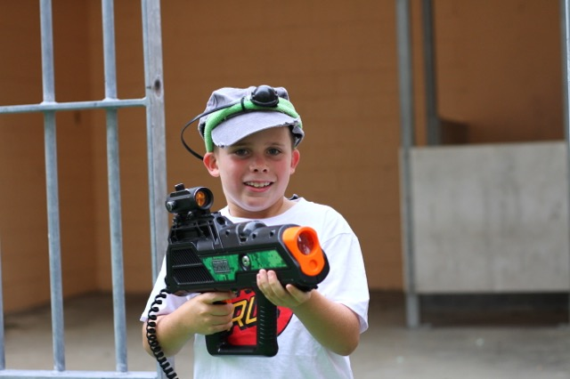 GIFT CARD Battlezone Playlive  - Maitland Gaol Public Family Fun 1 1/2 hour Session