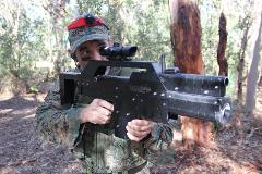 GIFT CARD Battlezone Playlive - Salt Ash Weapons Range Public 2 Hour Session