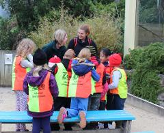 October School Holiday Programme: Wednesday 3rd October Zoo Keeper Apprentice