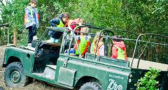 October School Holiday Programme: Wednesday 10th October Zoo Keeper Apprentice