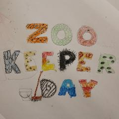 Friday 23rd July: Zoo Keeper Apprentice