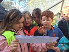 Monday 15th April: Zoo Detectives