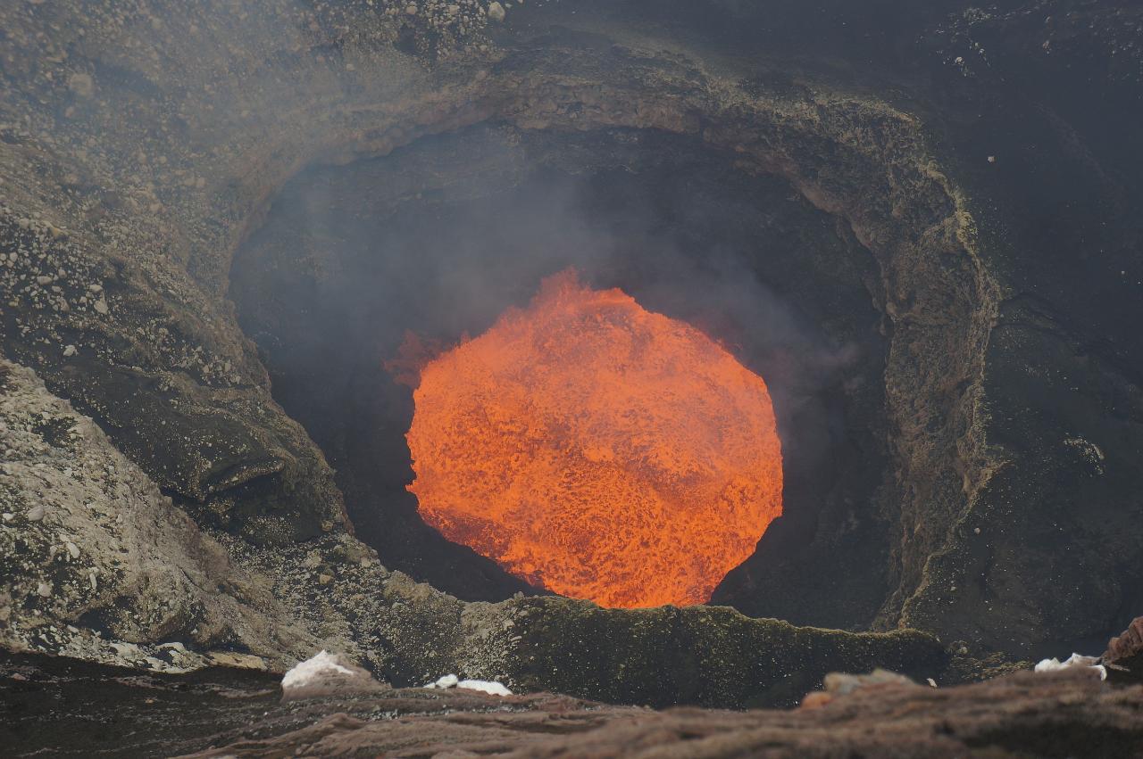 Heli Active Volcano Adventure