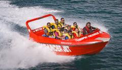 Heli Jet Boat Combo