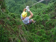 Heli Jungle Zipline