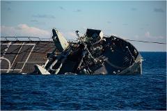 ex-HMAS Tobruk Double Dive Experience