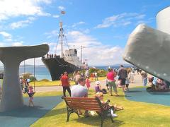 Albany's Historic Whaling Station