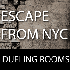 DUELING ROOMS- ESCAPE FROM NYC- WPG