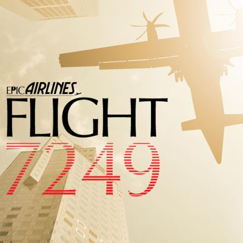 Escape Flight 7249 (Winnipeg Location)