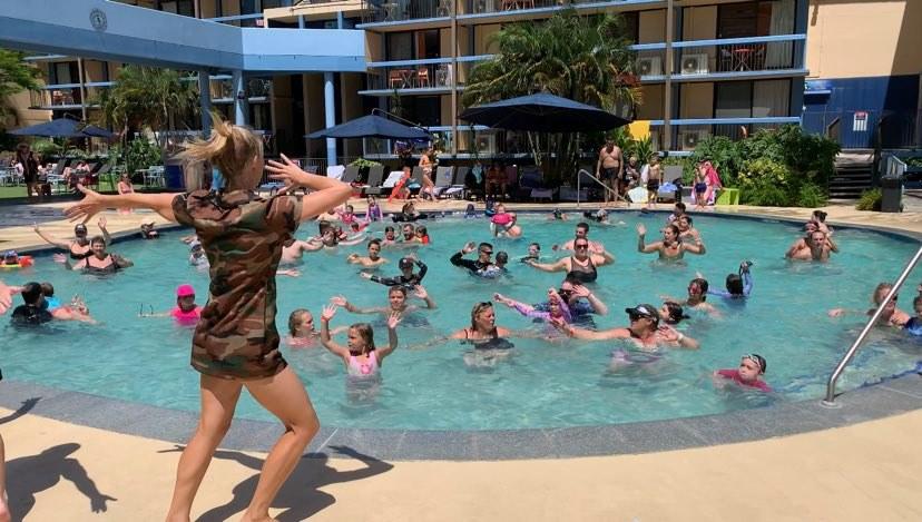 Aquadynamics Fun Fitness - Location: Main Pool - (BNR)
