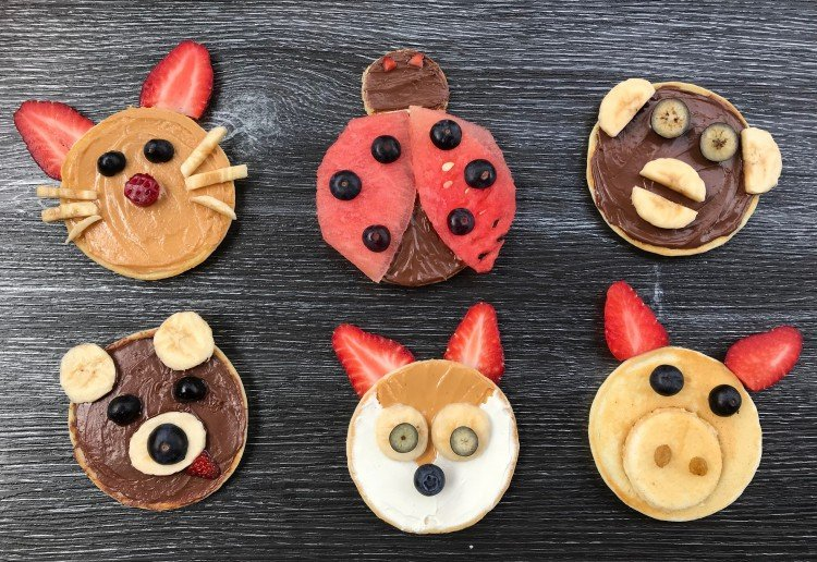 Cleo's Kitchen: Pancake Decorating ($) - Location: Activities Beach Club