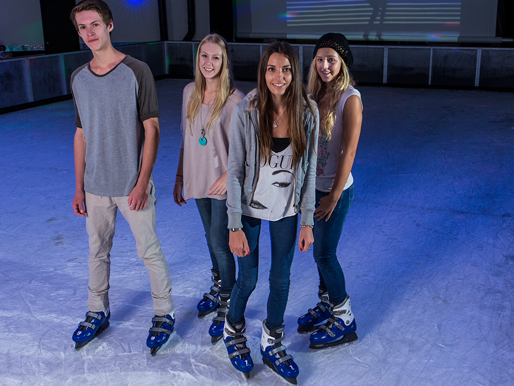 Gift Voucher - Planet Chill Ice-Skating Rink