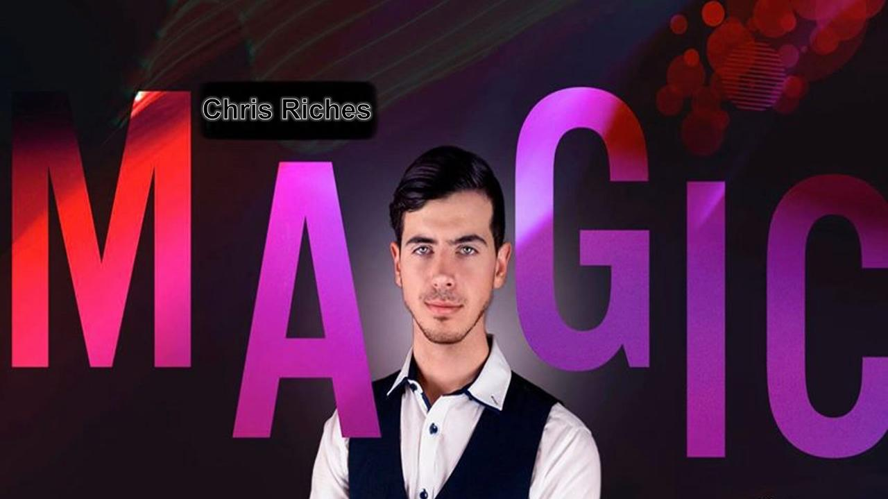 Magic Show with Chris Riches -  Sept 20th & 27th