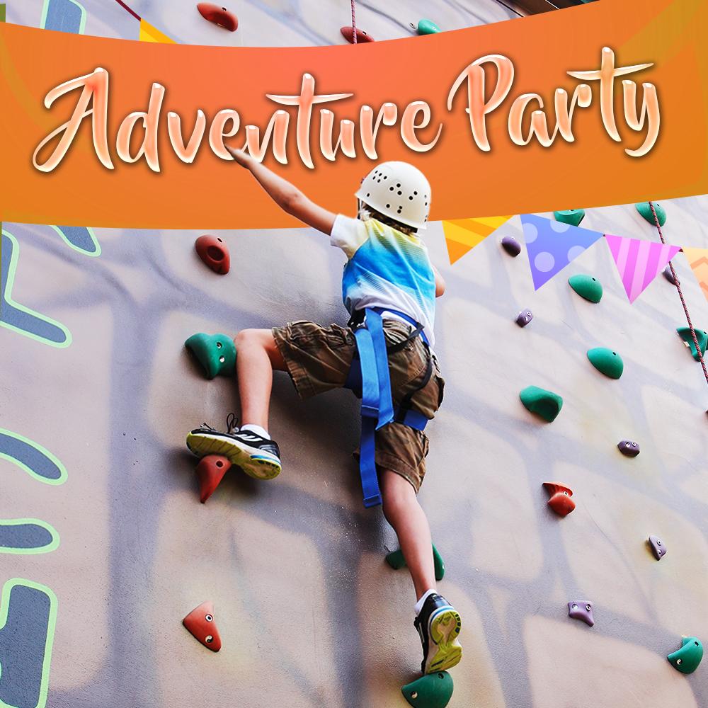 Adventure Party (min. 10 Kids)