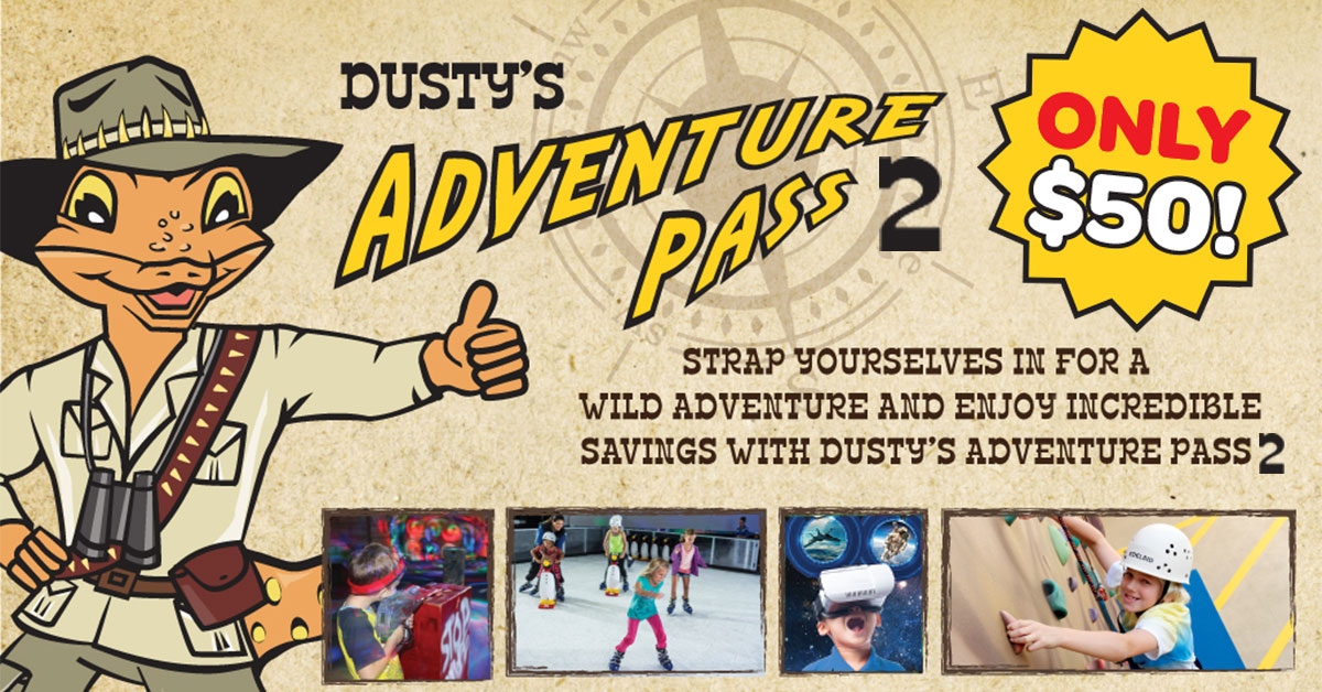 Dusty's Adventure Pass
