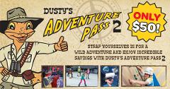 Dusty's Adventure Pass 2  *NEW*