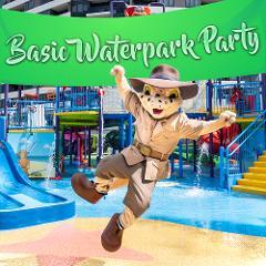 Basic Waterpark Party (min. 10 Kids)