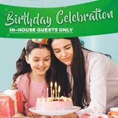 In-house Birthday Celebration