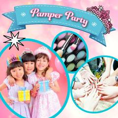 Pamper Party for 10 Kids