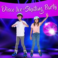 Disco Ice-Skating Party (min. 10 Guests)