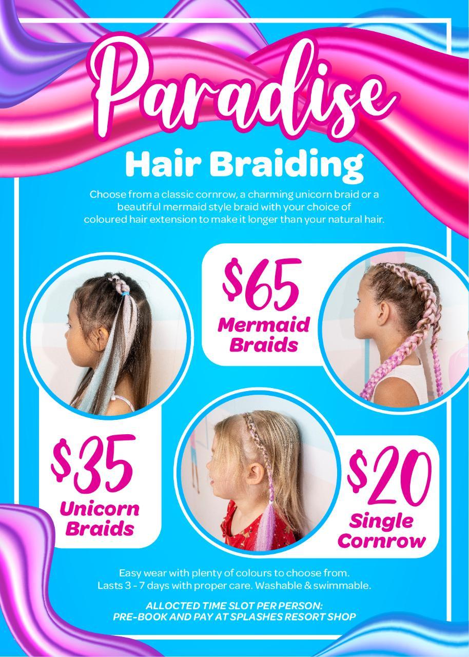 Paradise Hair Braiding