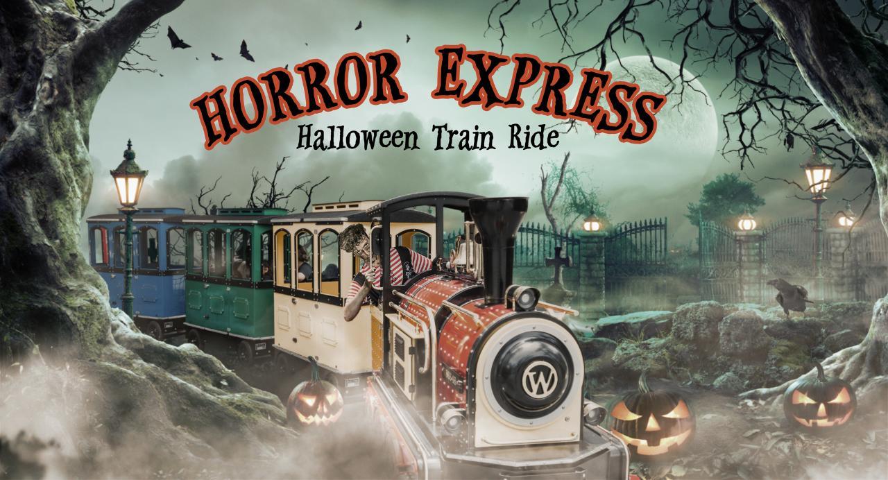 Horror Express - Halloween Train Ride