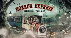 Horror Express - Halloween Train Ride  - Every Saturday During October