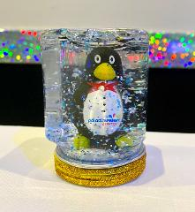 Make Your Own Penguin Snow Globe ($) - Location: Activities Beach Club