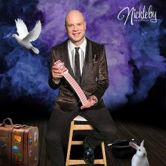 Magic Show with Nickleby the Magician - Location: Outdoor Stage - (BNR)