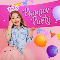 Pamper Party (min. 10 Kids)