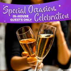 Special Occasion Celebrations (18+)