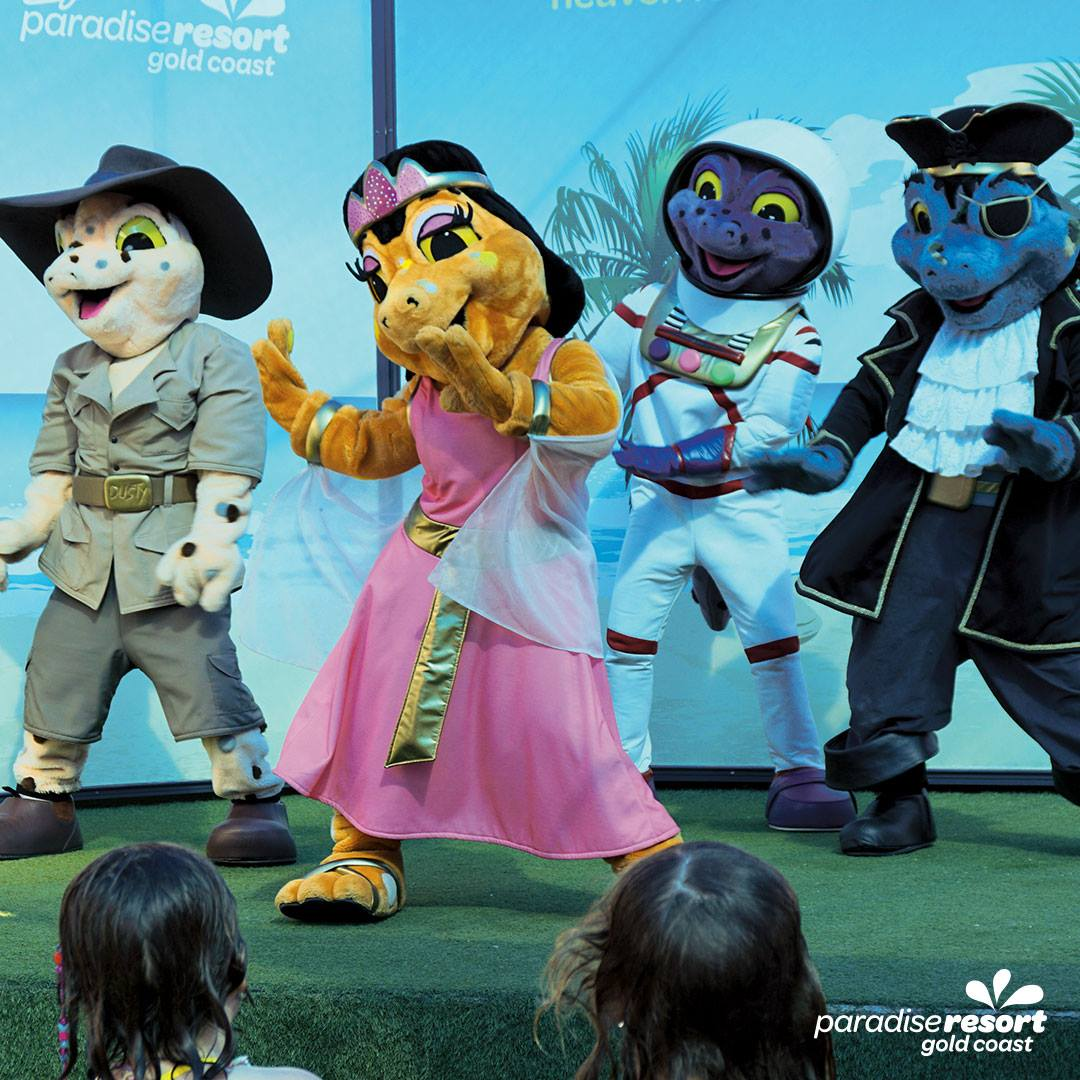 Captain & Friends Live Show - Location: Outdoor Stage - (BNR)