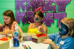 2pm - Krazy for Kraft - Art Session and Extra Care