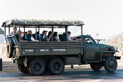 The Darwin History and Wartime Experience - Darwin City Sights Tour with Defence of Darwin Museum entry - hop on/hop off