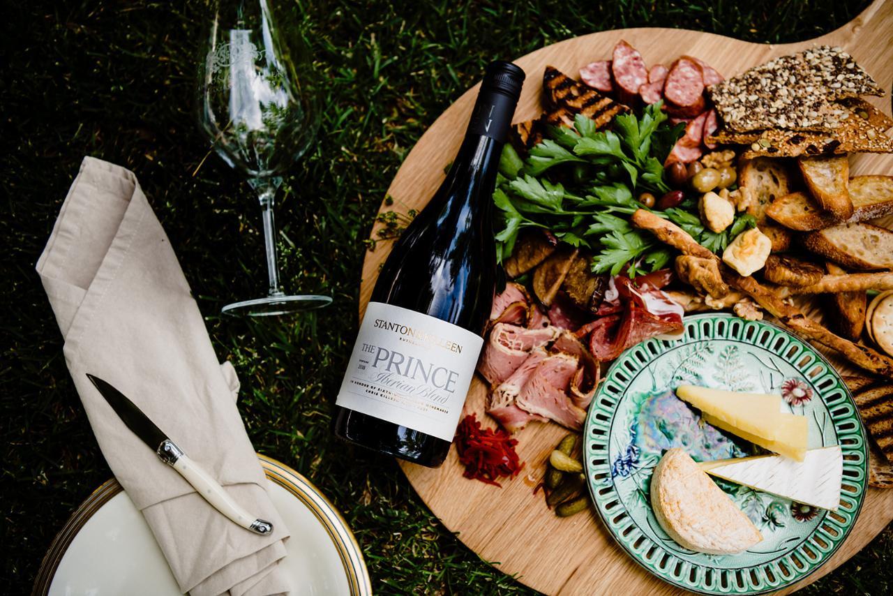 Regional Grazing Platter