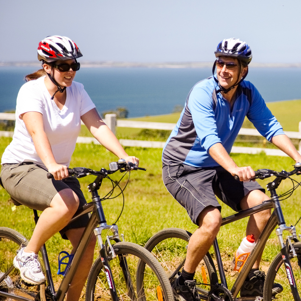 Self-Guided One Day Gourmet Cycle Tour Mornington Peninsula
